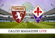 Torino Fiorentina cronaca diretta risultato in tempo reale