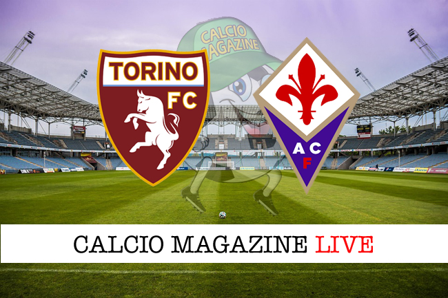 Torino Fiorentina cronaca diretta live risultato in tempo reale