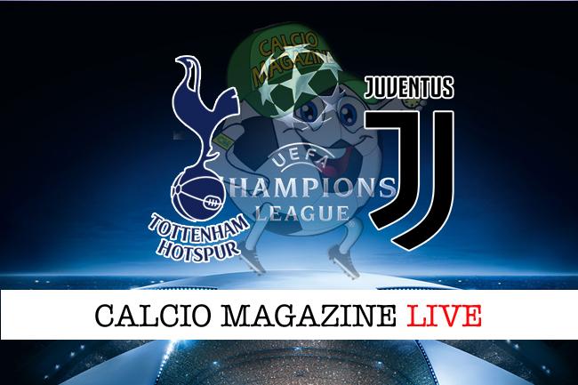 Tottenham-Juventus, le formazioni ufficiali: Higuain dal 1° minuto