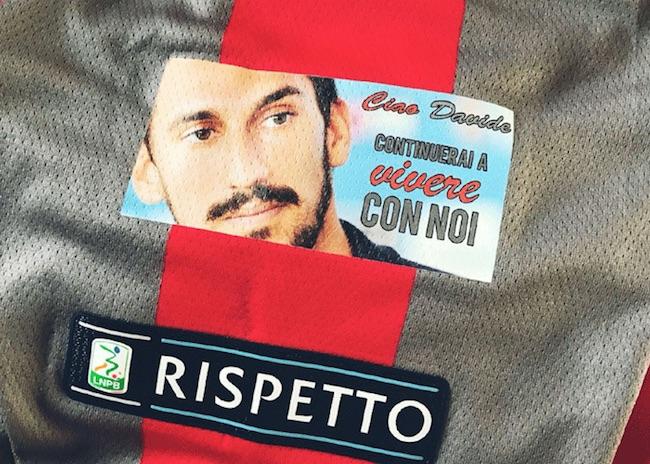 Serie B, proseguono le iniziative in ricordo di Davide Astori