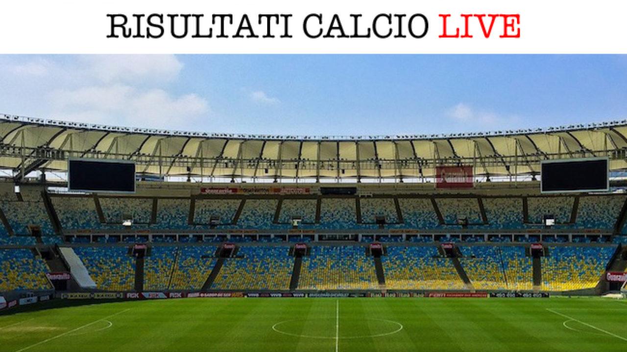 Risultati Calcio Live Sabato 16 Maggio 2020