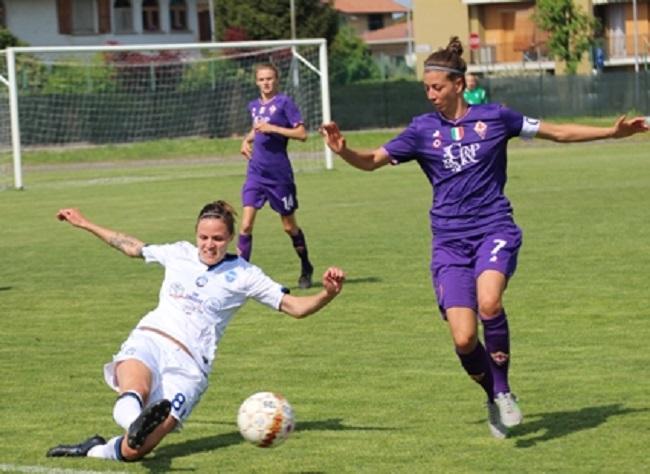 Calcio femminile, Atalanta-Fiorentina 0-1: sintesi e tabellino