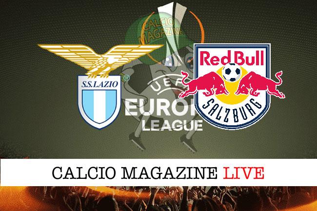 Lazio Salisburgo andata cronaca diretta partita Europa League