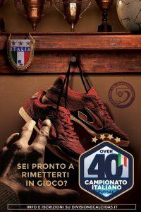 Promo campionato Over 40