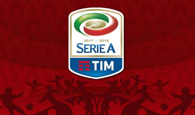 Serie A 2017 2018 logo