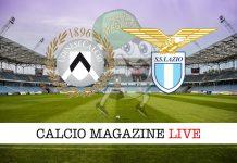 Udinese Lazio live cronaca risultato tempo reale