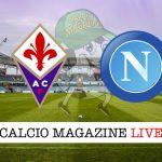 Fiorentina Napoli cronaca diretta live risultato in tempo reale