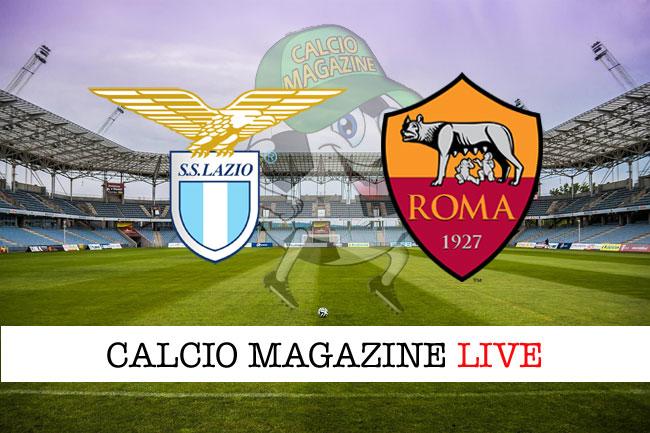 Lazio Roma cronaca diretta risultato in tempo reale