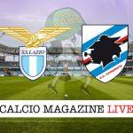 Lazio Sampdoria cronaca diretta risultato tempo reale