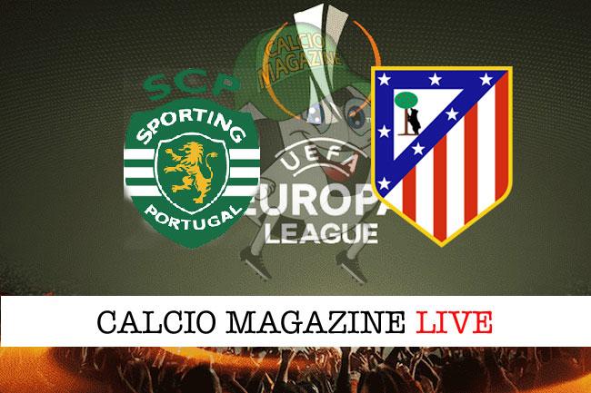 Lisbona Atletico Madrid cronaca diretta risultato in tempo reale