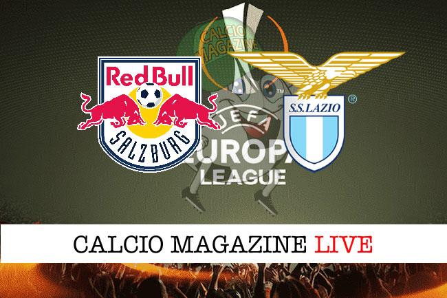 Europa League, Salisburgo - Lazio 4-1: il tabellino