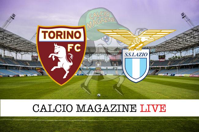 Torino Lazio cronaca diretta risultato in tempo reale