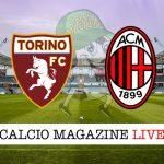 Torino Milan cronaca diretta live risultato in tempo reale
