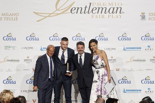 Premio Gentleman 2018 ad Andrea Belotti. L'elenco dei premiati