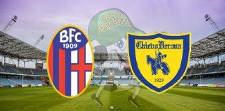 Bologna Chievo Verona diretta risultato tabellino tempo reale