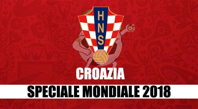 Croazia calcio rosa partite qualificazione girone Russia 2018