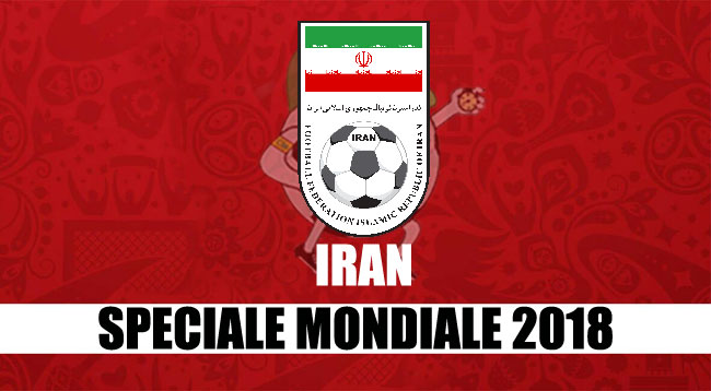 Iran calcio rosa partite qualificazione girone Russia 2018
