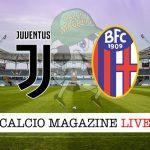 Juventus Bologna cronaca diretta live risultato in tempo reale