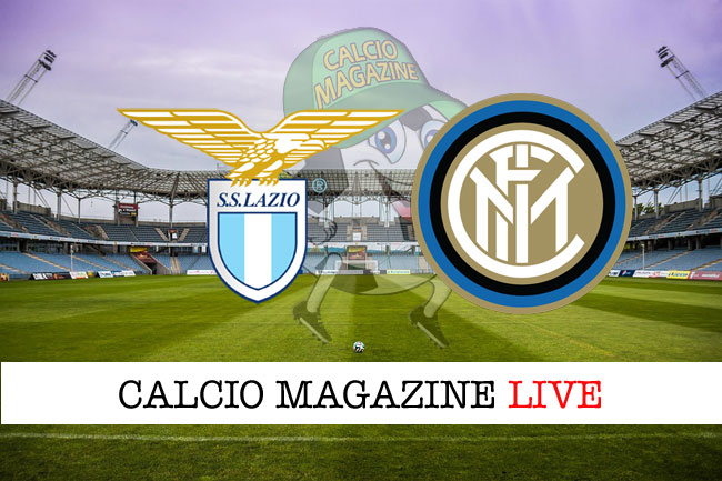 Lazio Inter cronaca diretta risultato tempo reale