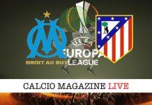 Marsiglia Atletico Madrid cronaca diretta risultato tempo reale