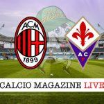Milan Fiorentina cronaca diretta live risultato in tempo reale