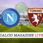 Napoli Torino cronaca diretta live risultato in tempo reale
