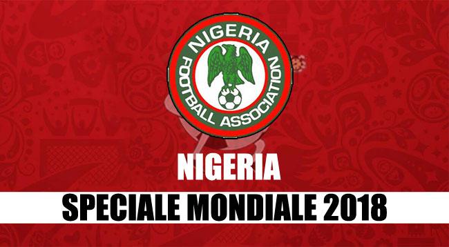 squadre Mondiale Russia 2018 Nigeria