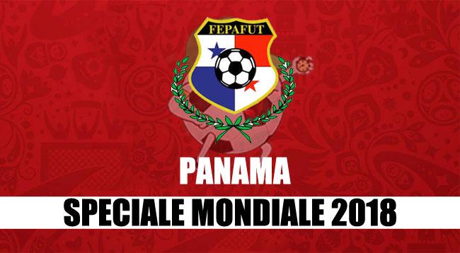 squadre Mondiale Russia 2018 Panama