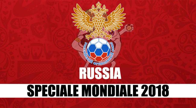 squadre partecipano Mondiale Russia 2018 scoperta Russia