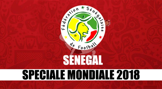 Senegal calcio rosa partite qualificazione girone Russia 2018