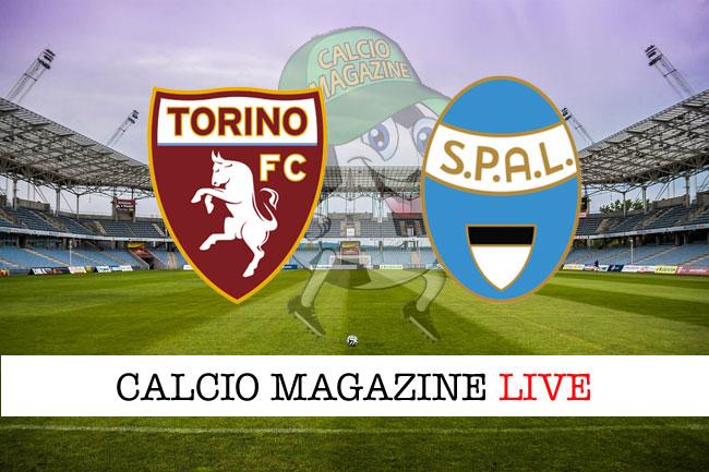 Torino-Spal 2-1: Belotti - De Silvestri ribaltano il match