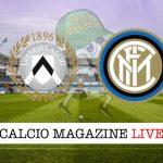 Udinese Inter cronaca diretta live risultato in tempo reale