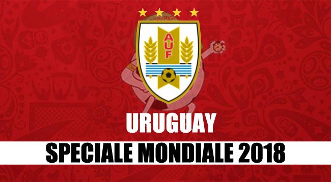 Uruguay calcio rosa partite qualificazione girone Russia 2018