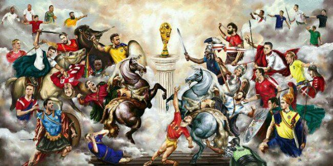 La Russia spalanca le porte all'Olimpo del calcio Mondiale