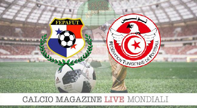 Panama-Tunisia 1-2, il tabellino: rete decisiva di Khazri