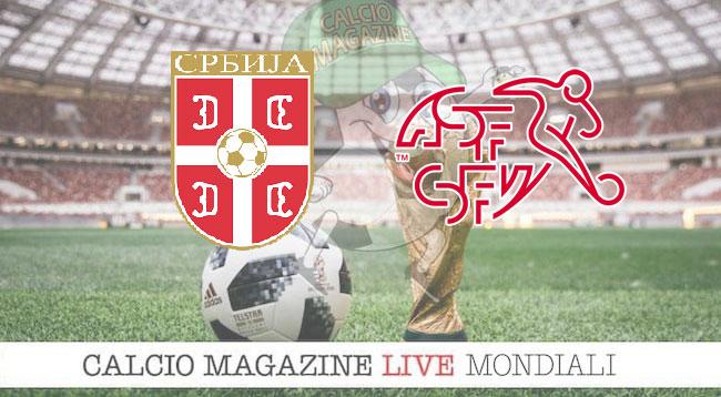Serbia - Svizzera 1-2: Xhaka - Shaqiri ribaltano il match