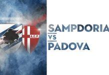 Sampdoria-Padova 1-0, il tabellino: rete decisiva di Capezzi