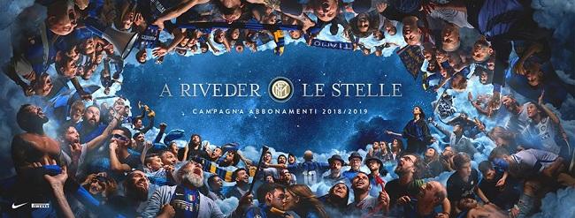 Abbonamenti Inter 2018 - 2019 prezzi informazioni