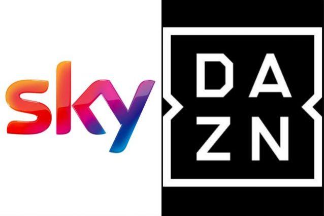 Serie A 2018/2019 - La distribuzione dei big match su Sky e DAZN