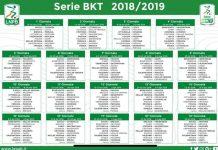 Calendario Serie B 2018-2019: orari, soste e turni infrasettimanali
