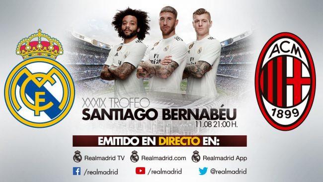 Real Madrid-Milan, le formazioni ufficiali: Higuain titolare