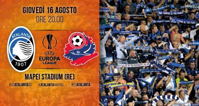 Europa League, Atalanta-Hapoel Haifa: le probabili formazioni