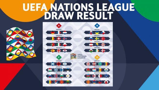 Calendario Campionato Portoghese.Il Calendario Completo Della Uefa Nations League 2018 2019