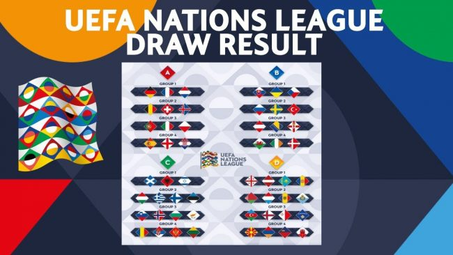 Calendario Uefa Nations League.Il Calendario Completo Della Uefa Nations League 2018 2019