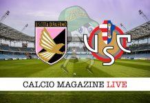 Palermo Cremonese cronaca diretta risultato live