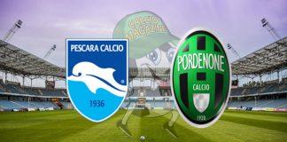 Pescara Pordenone cronaca diretta risultato live