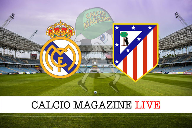 Real Madrid - Atletico Madrid: pronostico e quote per scommesse