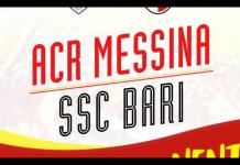 Serie D, Messina-Bari 0-3: cronaca e tabellino della partita