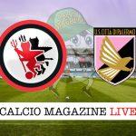 Foggia Palermo cronaca diretta risultato live
