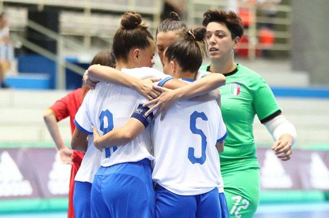 italia futsal femminile